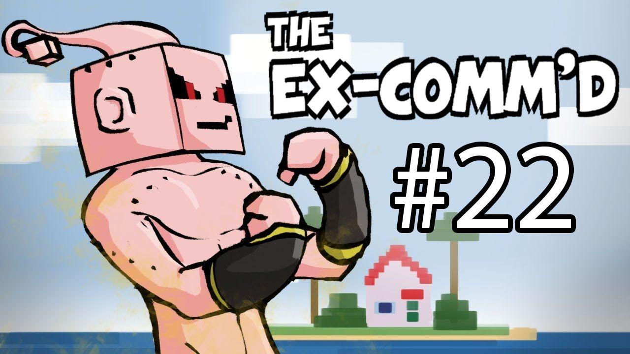 Minecraft - The Ex-Communicated Dragon Ball Z Mod w/ SSoHPKC, Sly and Nova Part 22 - Bass