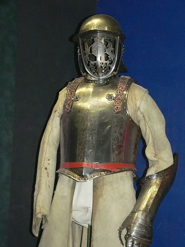 Armor of King James II produced in 1686   Flickr - Photo Sharing!