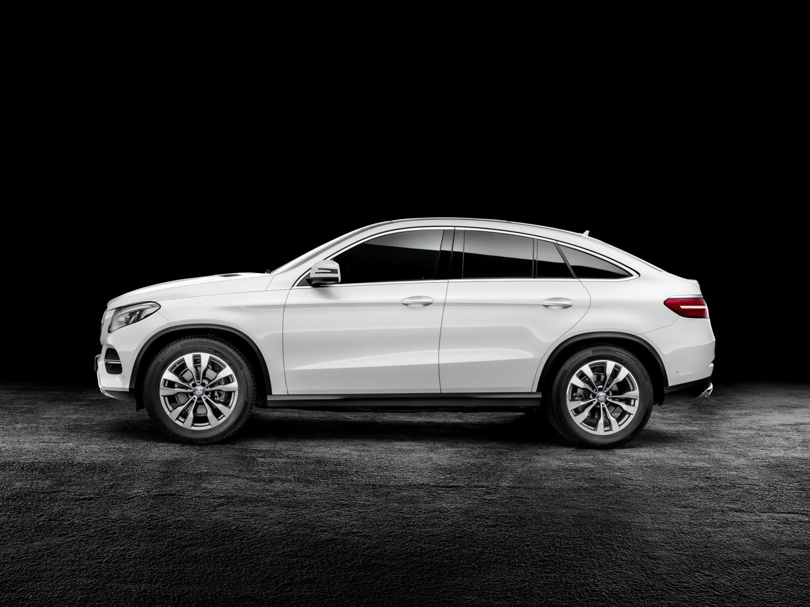 New Gle Coupe Is Mercedes Solution To Its Bmw X6 Problem