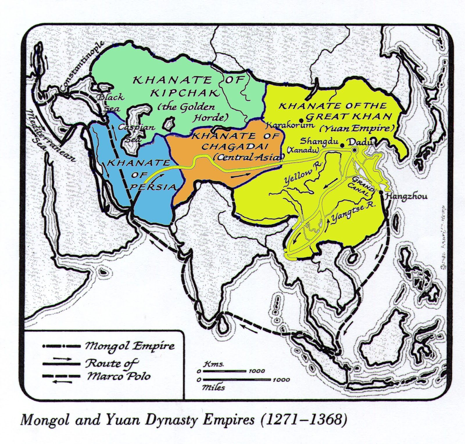Mongol and Yuan Dynasty Empires. Mystery of History Volume 2, Lesson on khanbalik map, world map, chagatai khanate map, shangdu map, khitan map, william of rubruck map, cambaluc on map, xanadu map, burkhan khaldun map, changan on map, mongols map, ilkhanate of persia map, ibn battuta map, grand canal in asia map, ancient south east asia dynasty map, yinxu map, sarai map, zhoukoudian map, xianyang map, the safavid dynasty on map,