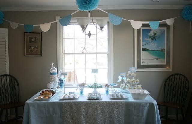 Winter Wonderland Bridal Shower