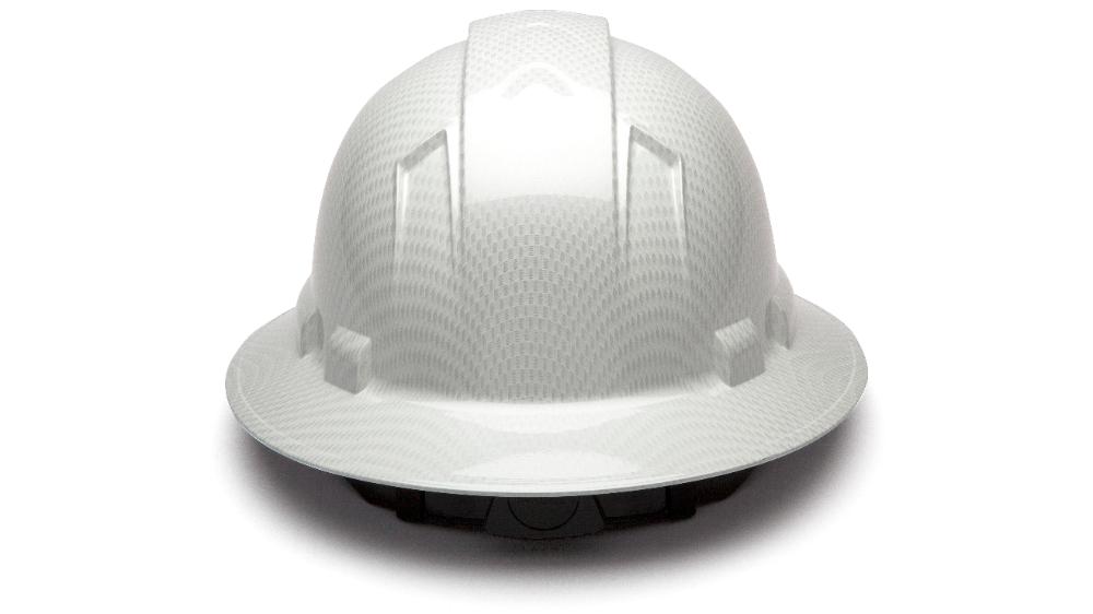 Buy Ridgeline Shiny White Graphite Safety Hard Hat Hard Hat Hats Hard Hats