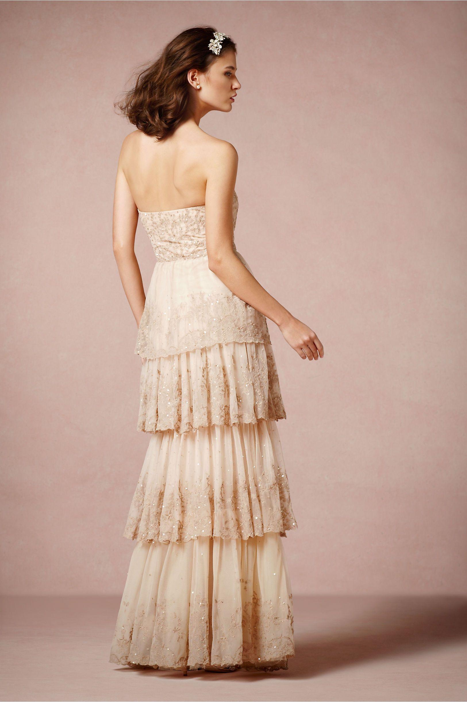 Rosecliff Gown from BHLDN | Ideas de boda | Pinterest | Ideas de ...
