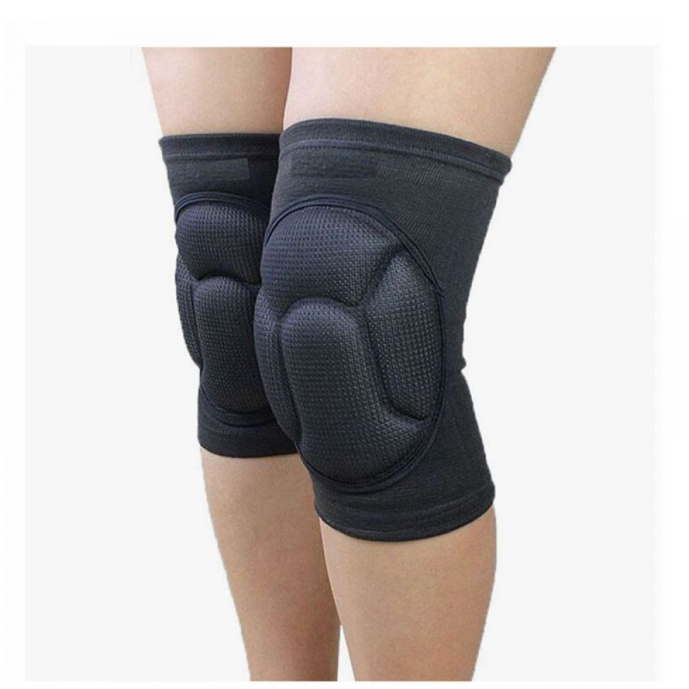 Thickened Knee Pads For Compression And Protection In 2020 Knee Pads Extreme Sports Sports Training