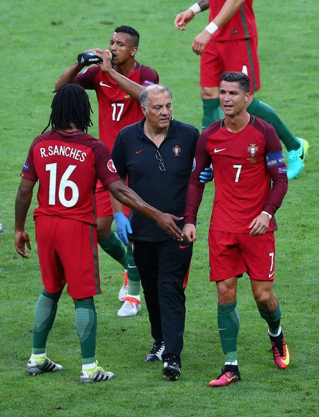 Cristiano Ronaldo Photos Photos Portugal V France Final Uefa Euro 2016 Futbol Europeo Cr7 Vs Messi Cristiano