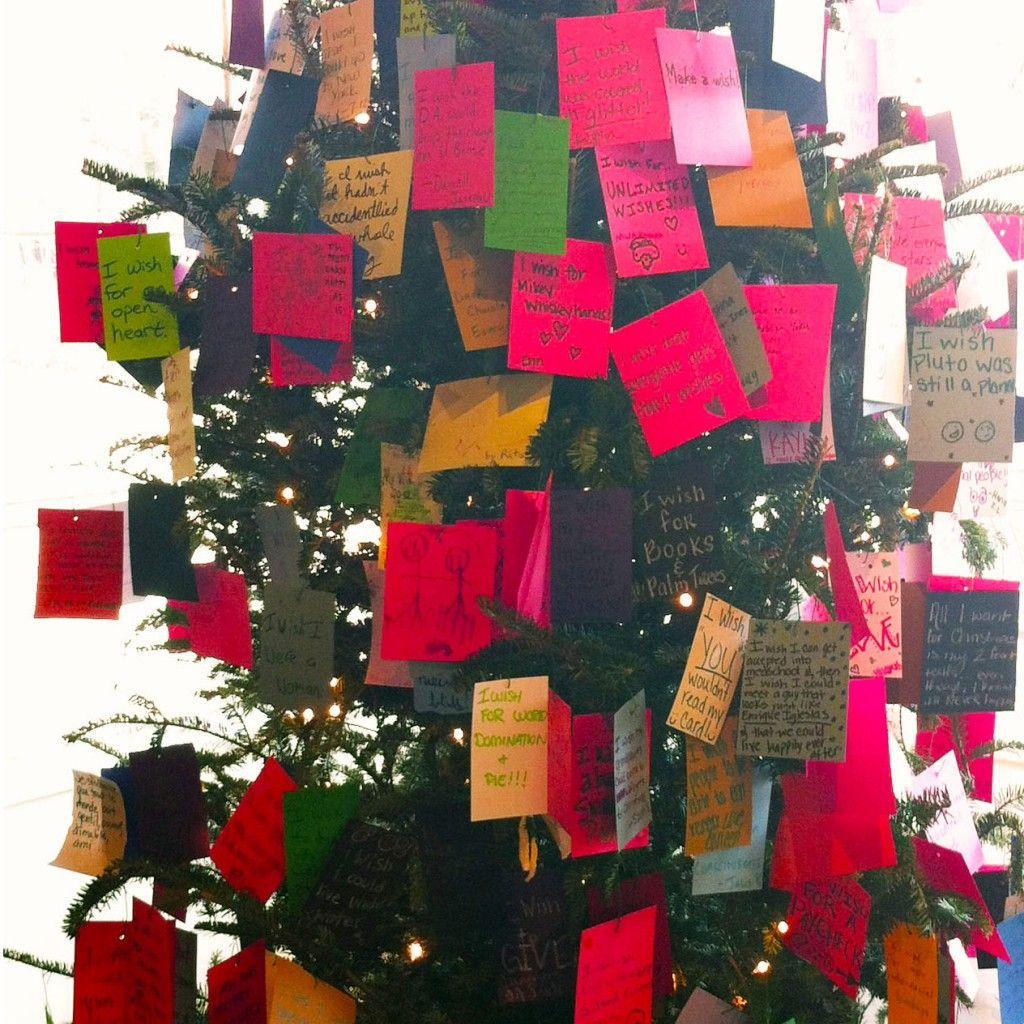 Aileen Bennett Christmas Wishes Wishing Tree Holiday Inspiration