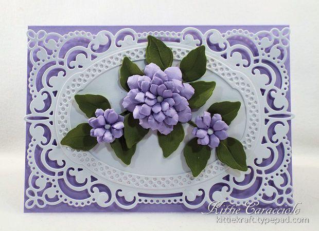 Handmade paper flowers with die cuts pinterest handmade paper flowers with die cuts pinterest handmade paper flowers card ideas and cards mightylinksfo