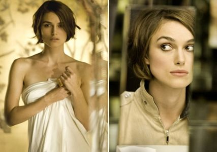 First look! Keira Knightley's new Chanel ads