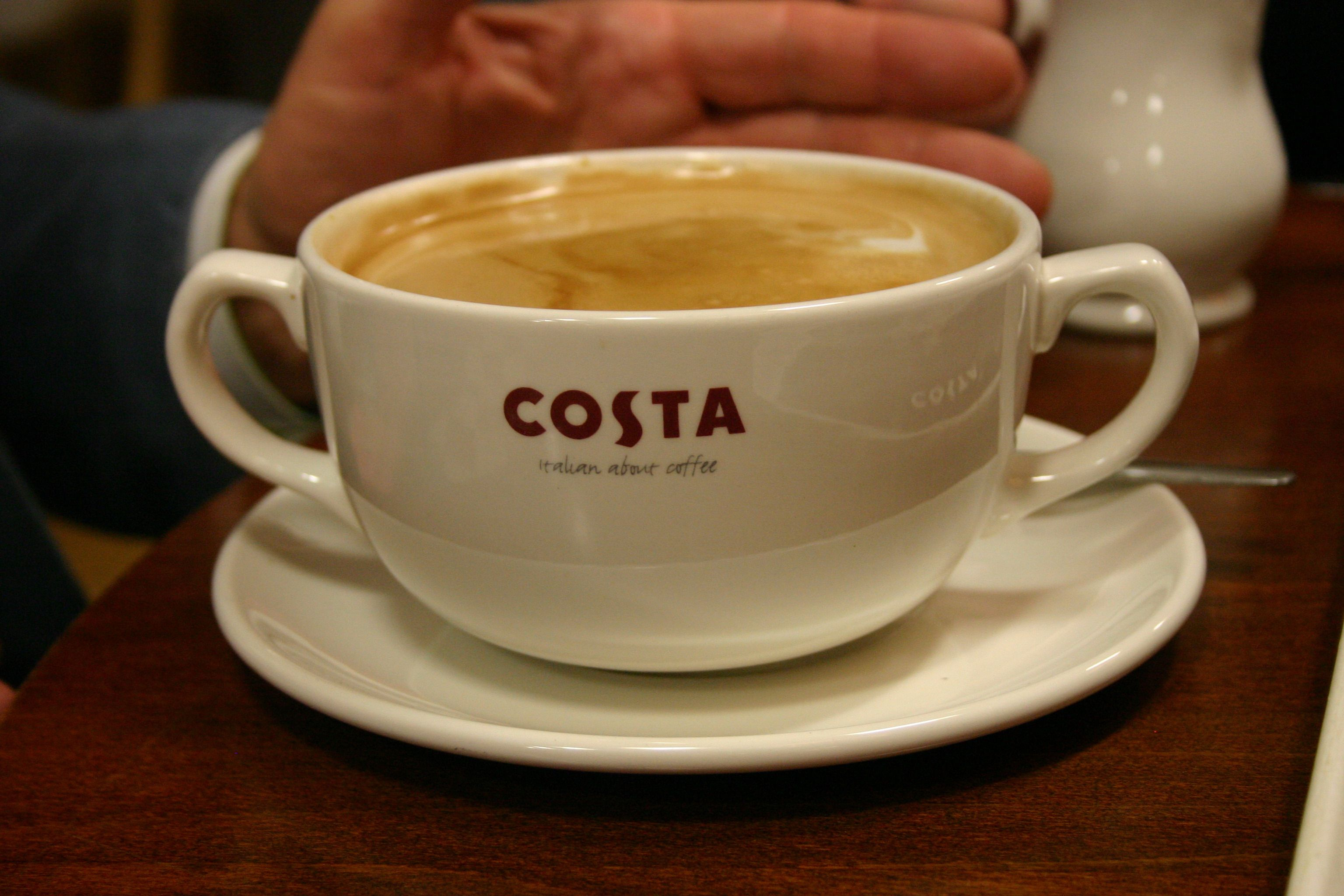 Coffee Suggestions That Will Make You A Coffee Pro Costa Coffee Coffee Shop Names Coffee Shop