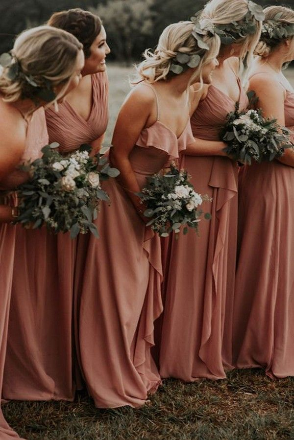 Top 7 Pretty Chic Rust Wedding Color Trends for Fall 2020 10