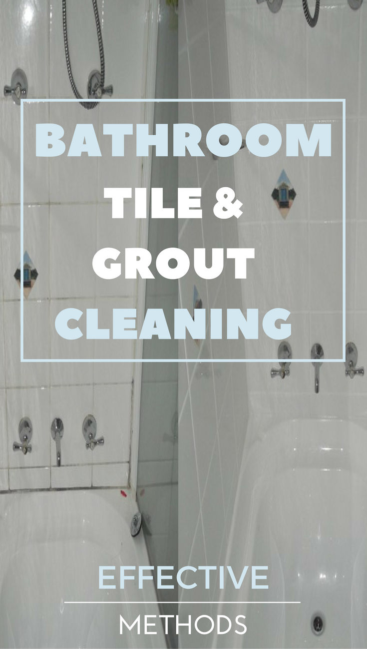 Bathroom Tile And Grout Cleaning Effective Methods Grout