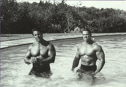 「bodybuilding swimming」的圖片搜尋結果