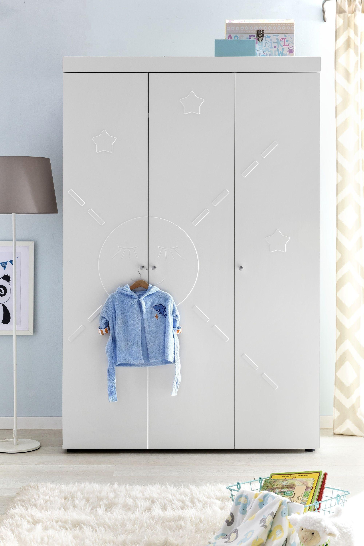 Kleiderschrank Stars Kleiderschrank Kinderzimmer Dekor Schließfächer