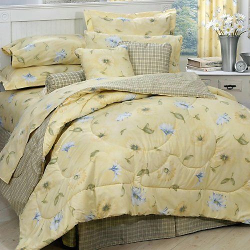 Laura Pillowcase By All Seasons Bedding 11 99 Save 20 Comforter Sets Bed Comforters Bed Comforter Sets