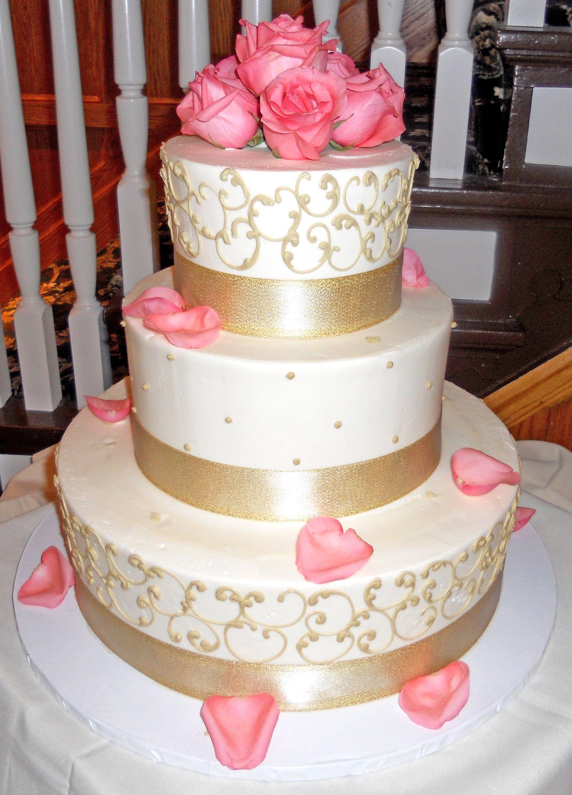 romantic wedding cakes usa - Jixy Wedding | Wedding | Pinterest