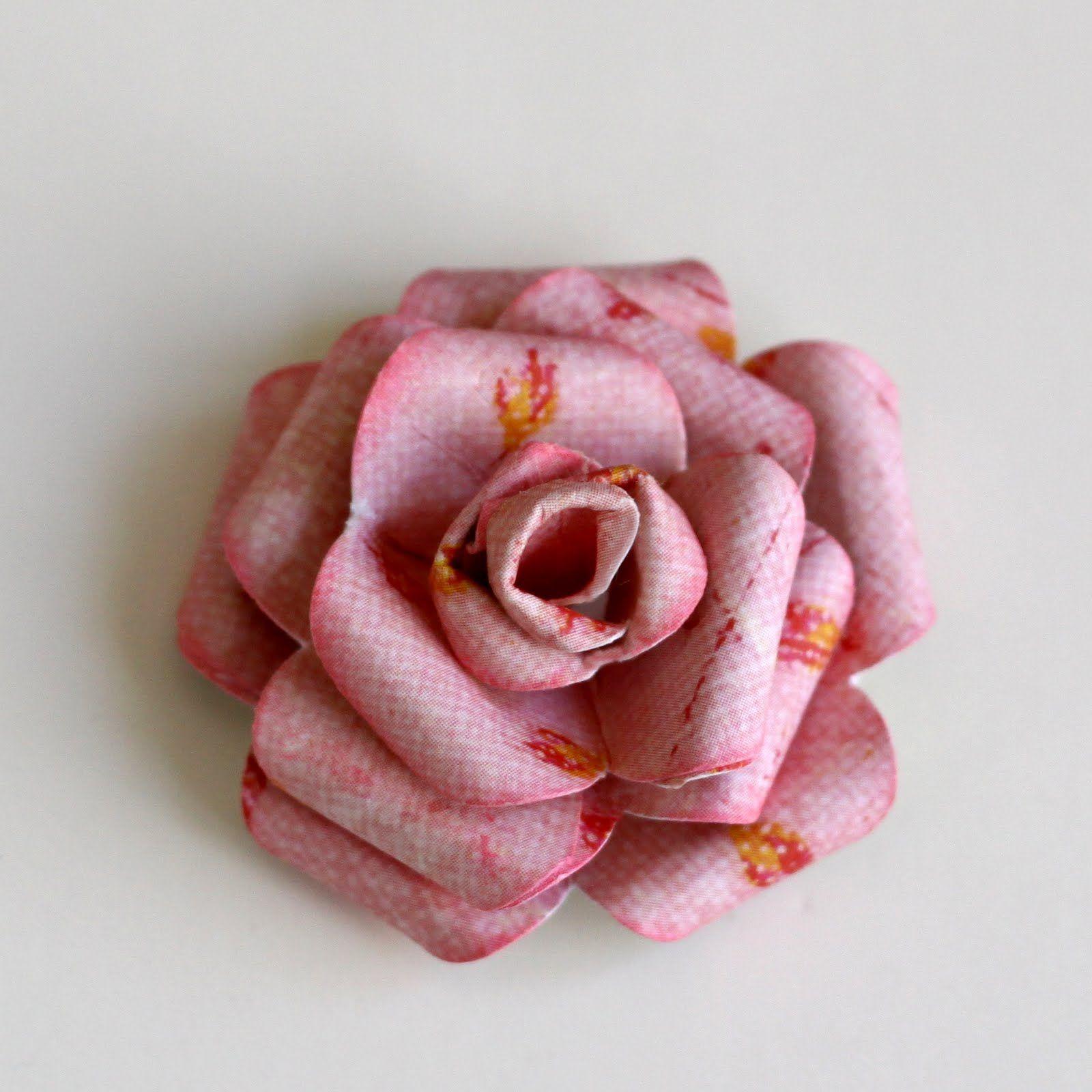 Flores de papel + Marco de fotos