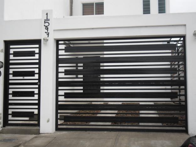 Portones Herreria Y Soldadura Chihuahua Rejas Para Casas Puertas Herreria Rejas Modernas