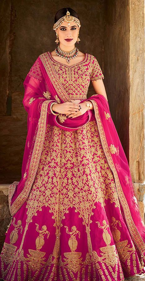 Pin by MKBrar on Casual Pakistani lehenga, Indian