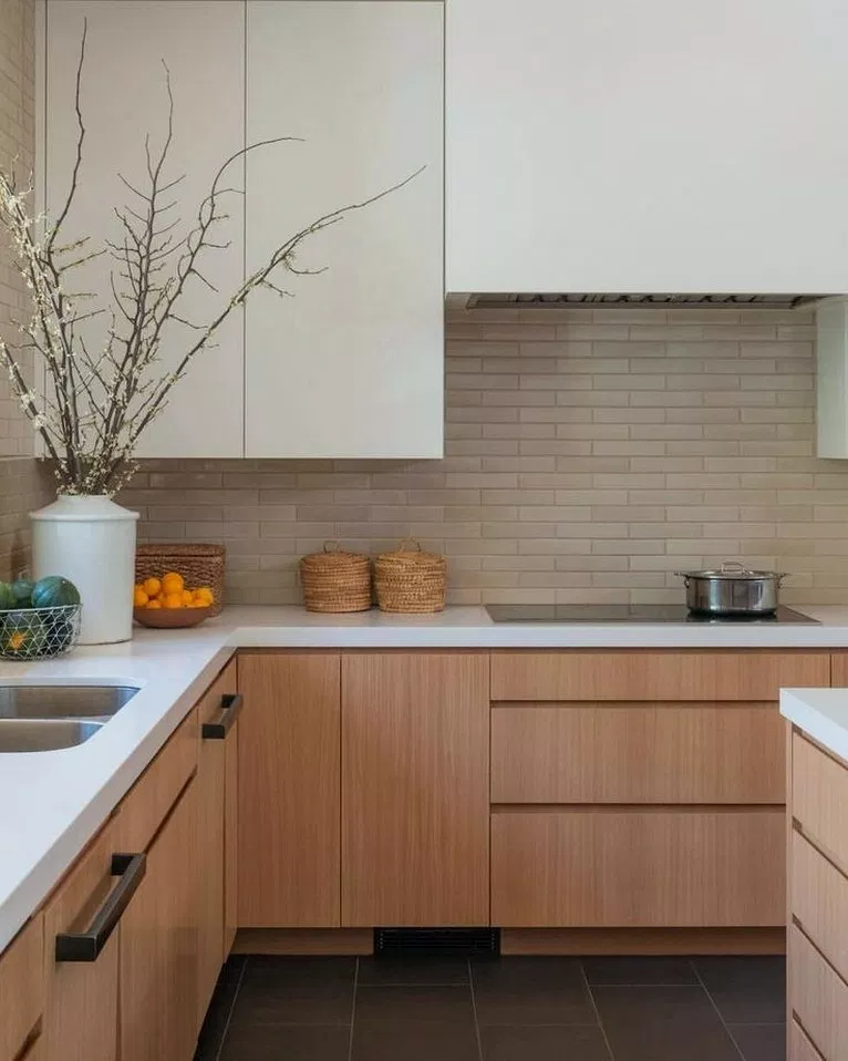 34 Awesome Modern Scandinavian Kitchen Ideas Awesomekitchen Kitchendesign Kitchenideas Home Alon Kitchen Trends 2018 Kitchen Trends Modern Kitchen Design