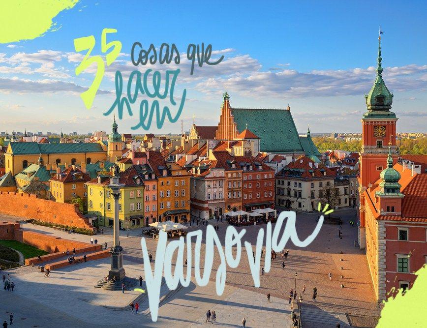 Varsovia Nos Conquistó Con Sus Contrastes Su Ambiente Callejero Y Su Historia En Este Artículo Vamos A Varsovia Varsovia Polonia Cartagena De Indias Turismo