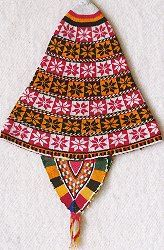 Bolivian - I love the use of colour - Bolivian garments just feel more alive because of that vibrant use of colour and pattern
