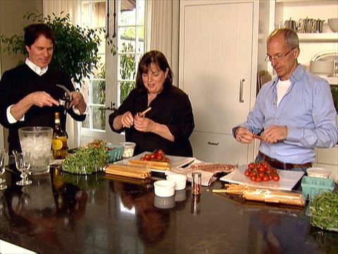antipasto platter barefoot contessa italian every time highlight videos food network foodnetworkcom - Barefoot Contessa Friends