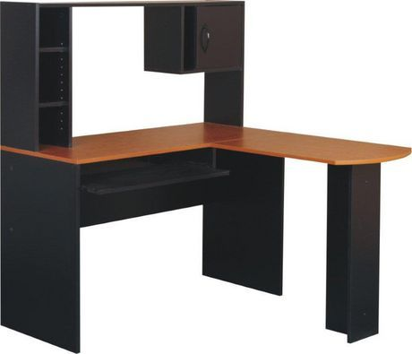 mainstays l shaped computer desk walmart ca decor computer rh pinterest com walmart desk fan walmart desktop computers