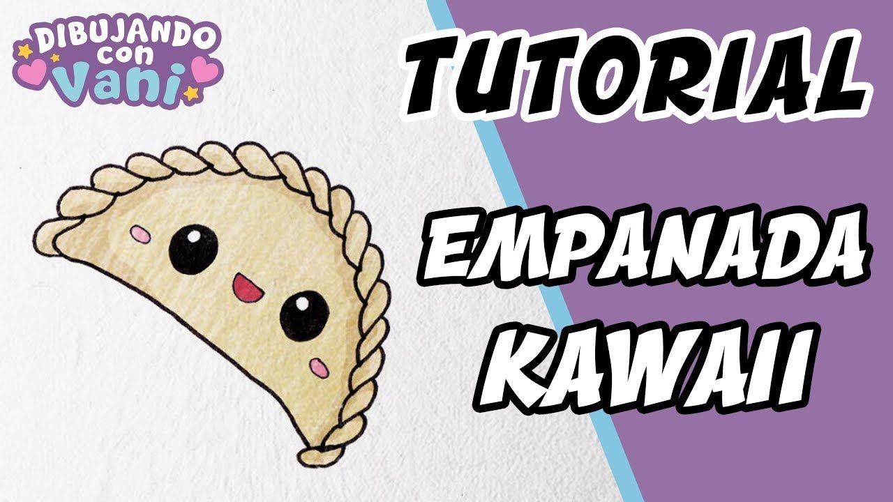 Como Dibujar Empanada Kawaii Draw Patty Kawaii Dibujos Kawaii Como Dibujar Dibujos