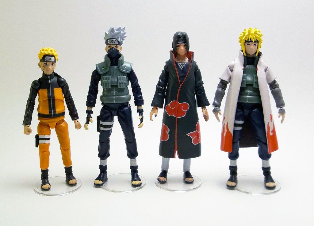 Naruto Action Figures Google Search Naruto Shippuden 4 Naruto
