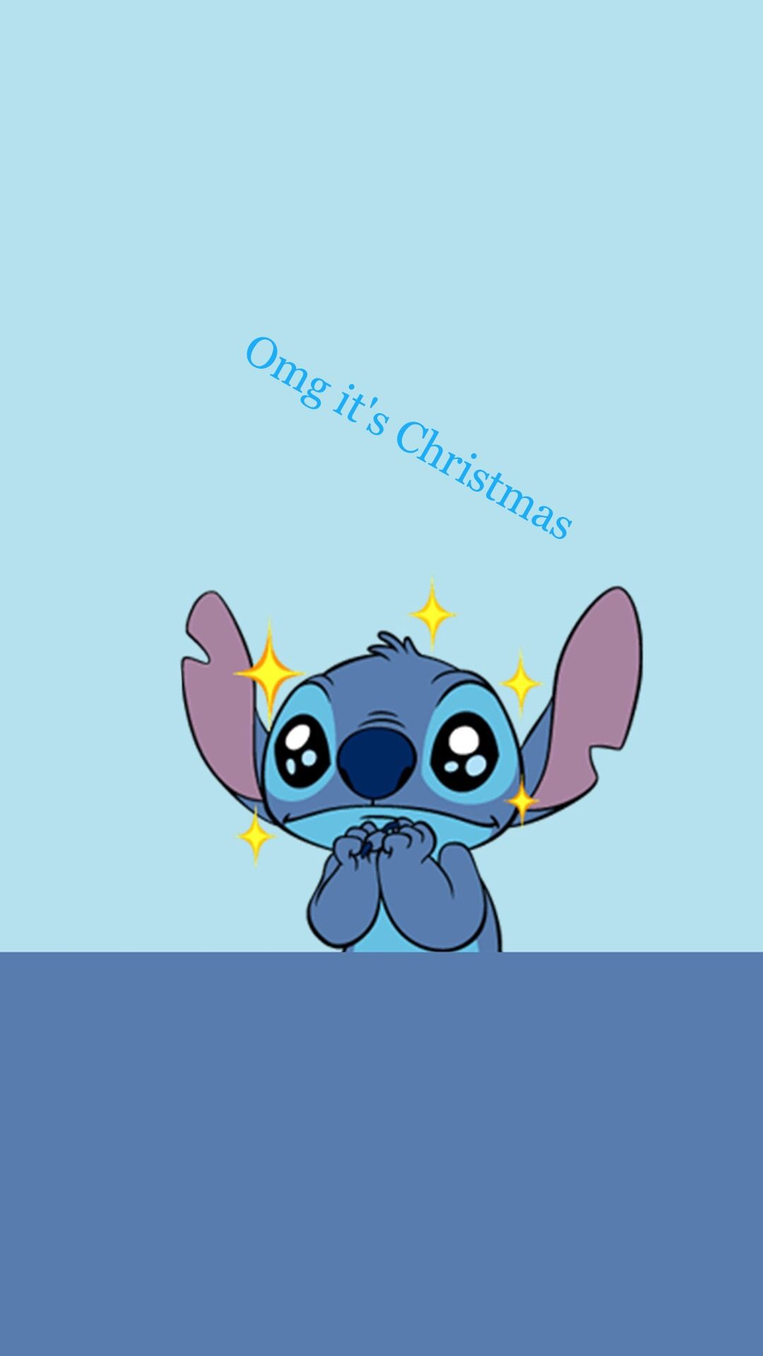 Omg It S Christmas Lilo And Stitch Stitch Disney