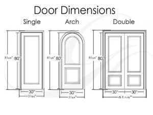 Double Exterior Door Sizes | http://vnusgames.us | Pinterest | Doors ...