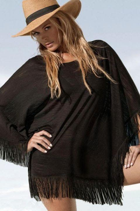 e5a525d47 ROPA DE PLAYA PARA GORDITAS | Moda Tallas Grandes | Vestidos de ...