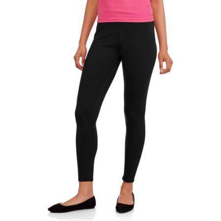 e193a03768086 No Boundaries Juniors Essential Ankle Leggings - Walmart.com ($3.78 ...