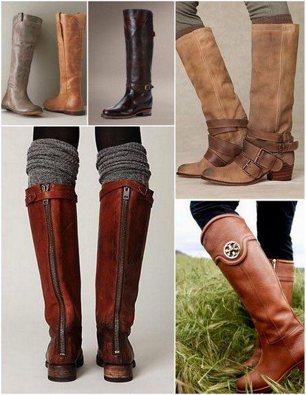 I love boots.