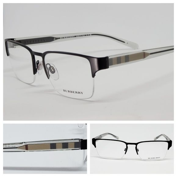 3e08e141827e Burberry Rx New Eyeglasses black Brand new Burberry Eyeglasses ...
