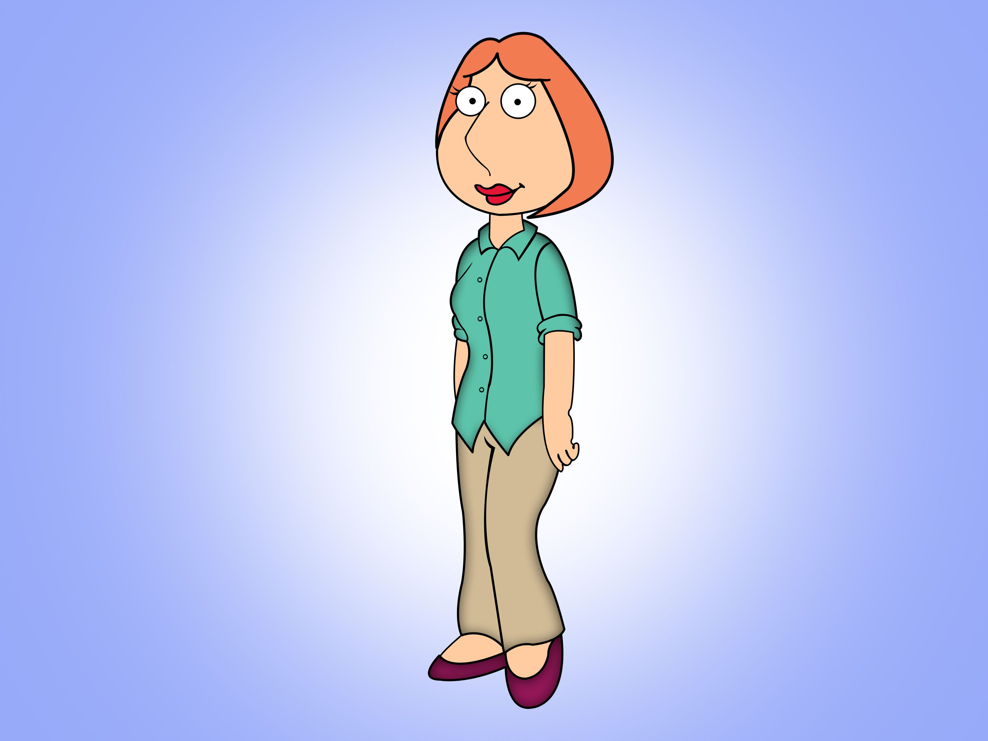 Pictures of lois from family guy