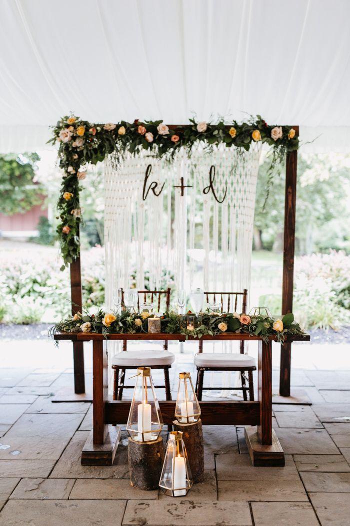 9 consejos para decorar la recepción de su boda con un presupuesto limitado  – Boda