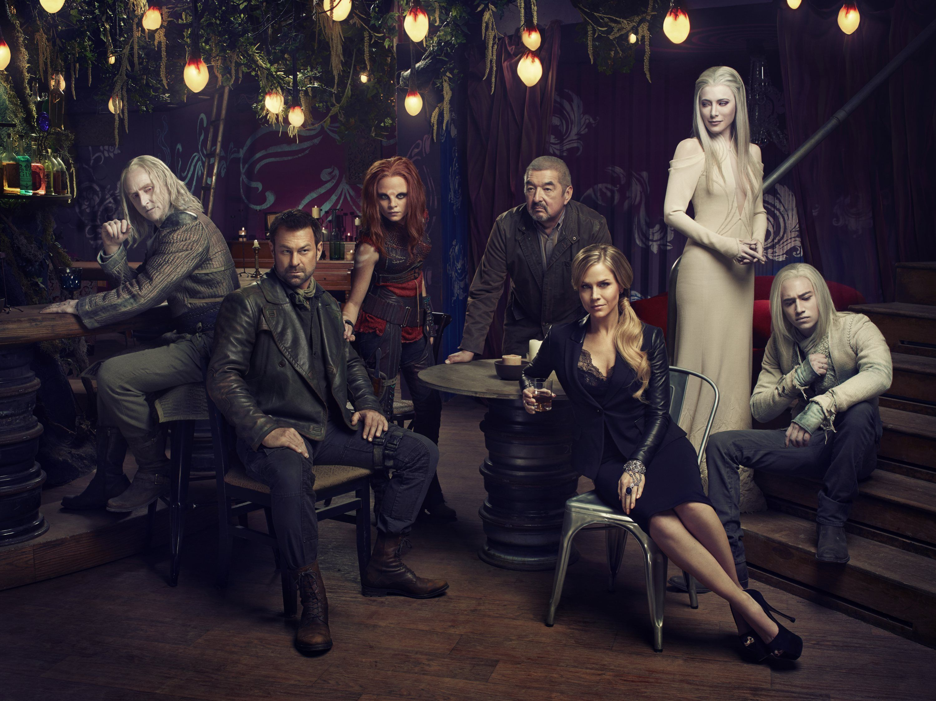 Pin by Andrew Gillon on Defiance TV Show (13 - )   Defiance