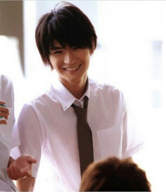 Kazehaya On The Live Action Of Kimi Ni Tdoke 三浦春馬 俳優 君に届け