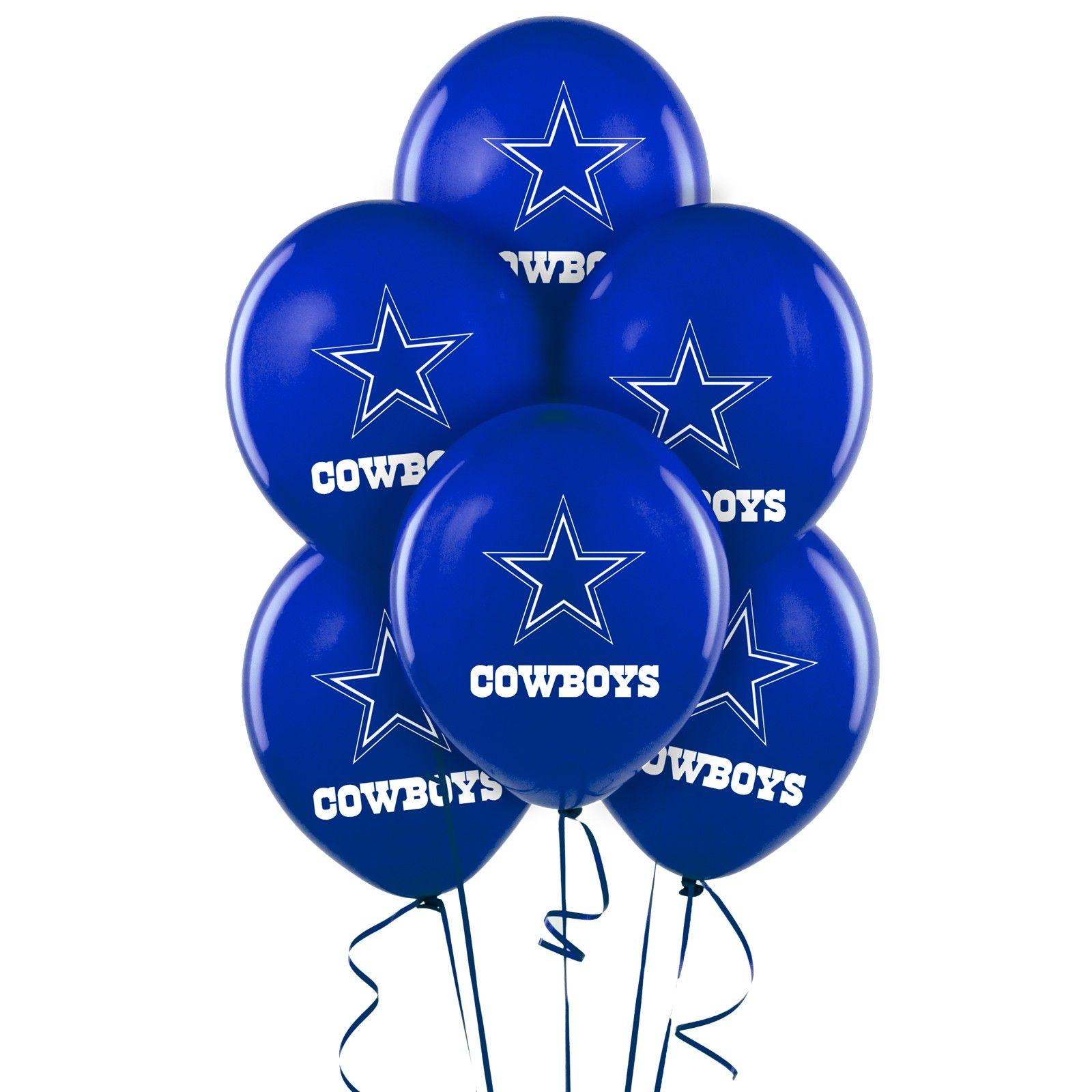 Dallas cowboys happy birthday balloon pinterest cowboys dallas cowboys kristyandbryce Choice Image