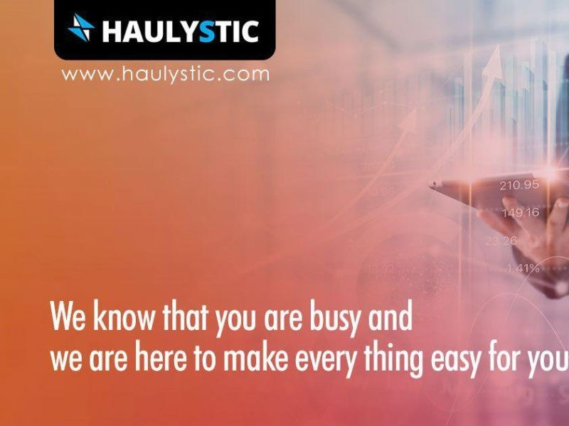 Transport Logistics Haulystic Innovations Logistics Transportation