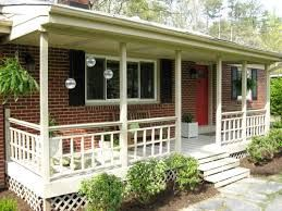 Image Result For Front Porch No Roof Front Porch Makeover Small