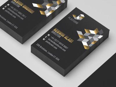 Platform branding by tim smith stationary pinterest business business cards colourmoves Gallery