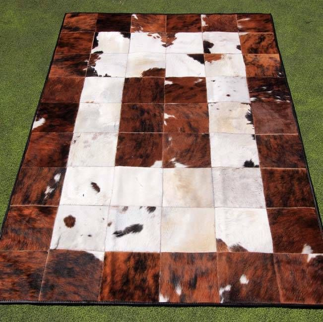 New Cowhide Rug Leather Cow Hide Animal