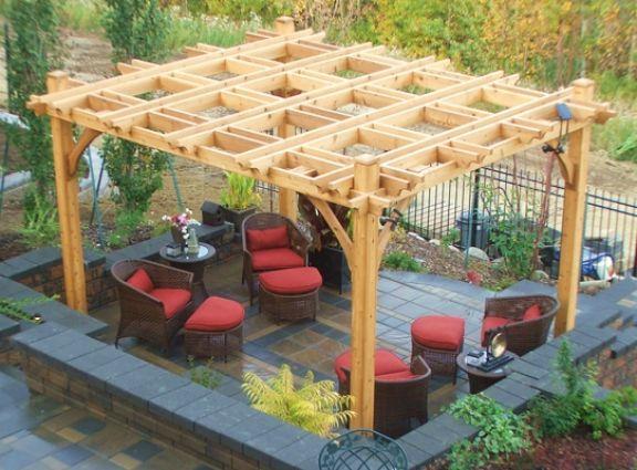 pergola corner braces google search backyard ideas. Black Bedroom Furniture Sets. Home Design Ideas