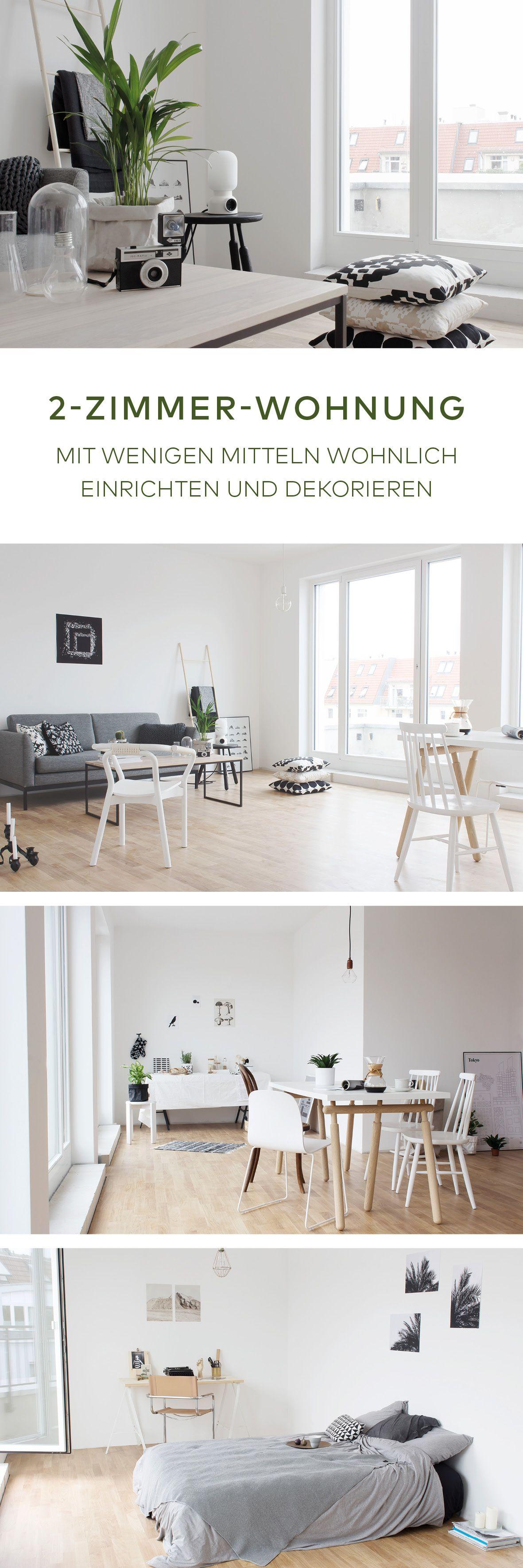 Explore These Ideas And More! Wohnraum Modern Gestalten, Kleine Wohnung  Modern Einrichten, Ideen ...