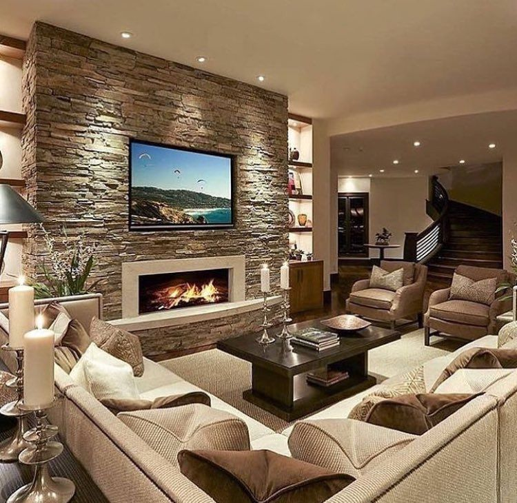 27 Luxury Living Room Ideas Pictures Of Beautiful Rooms: Soulmate24.com #billionaires #lifestyle #luxury #rich