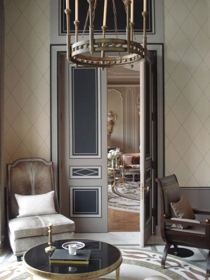 Designer jean louis deniot is considered to be the best - French interior design companies ...