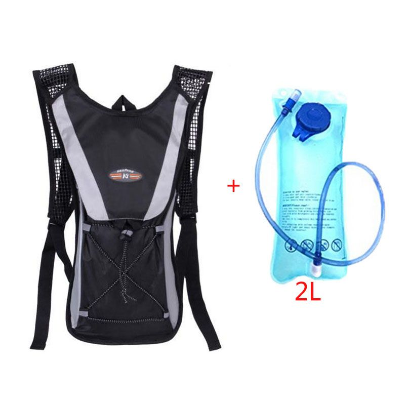 LOCAL LION Cycling Backpack Biking Backpack Hydration Water Bag Riding Daypack Bike Rucksack Breathable Lightweight for Outdoor Sports Travelling Mountaineering Men Women