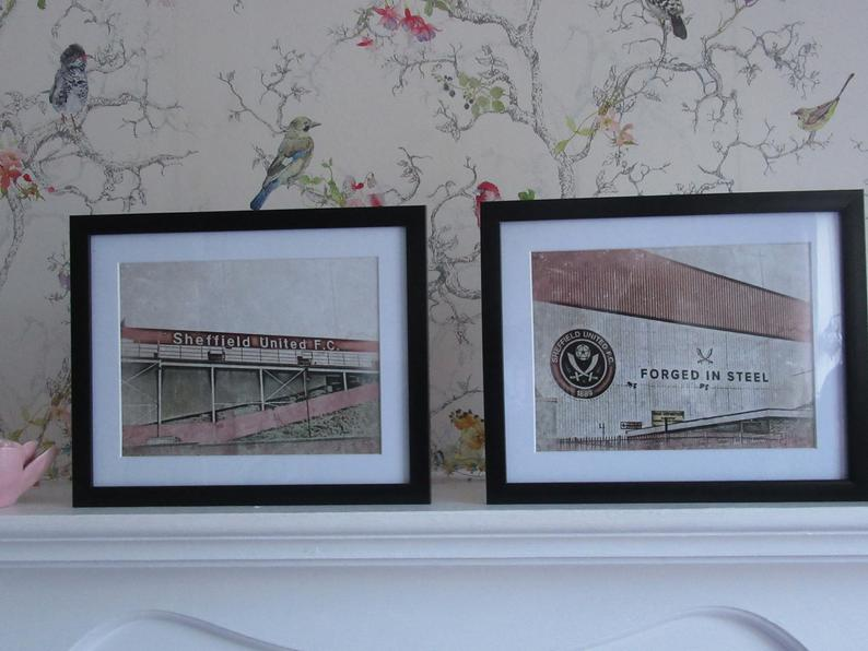 Sheffield United Prints Special Offer Etsy in 2020